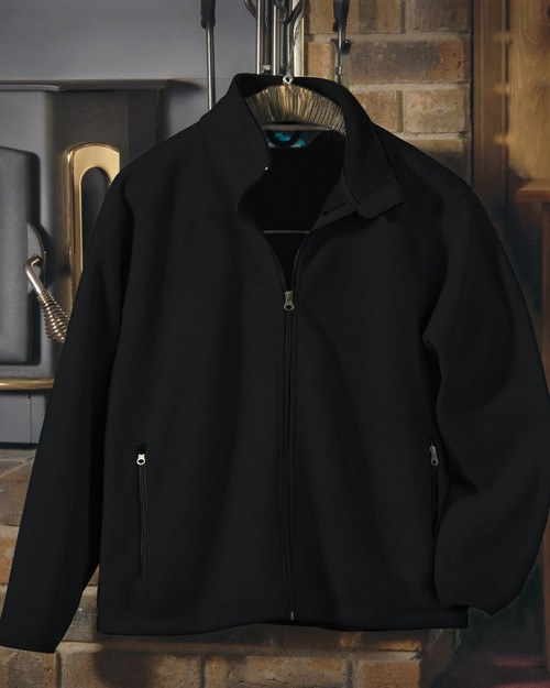 Tri-Mountain Performance 7850 Micro fleece bonded jacket