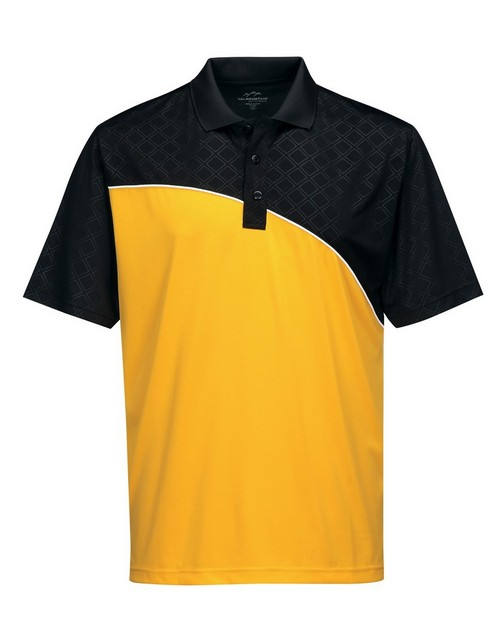 Tri-Mountain Performance K147 Men's S/S Golf Shirt
