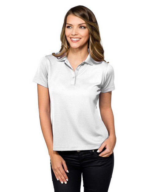 Tri-Mountain Performance KL020 Women's S/S Polo Shirt