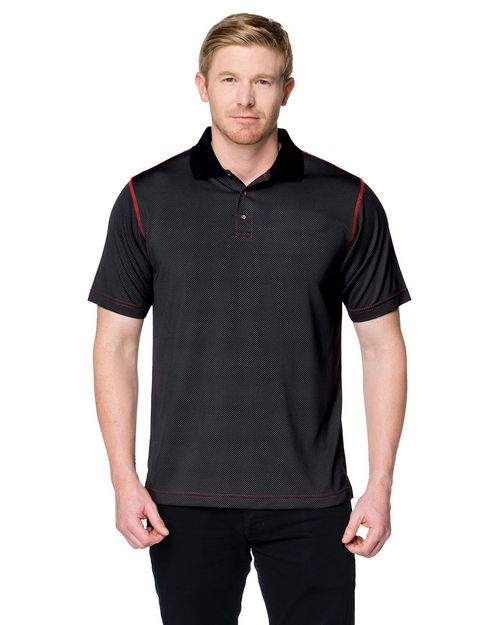 Tri-Mountain Racewear K173 5 Oz. 100% Polyester Polo