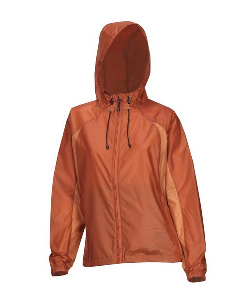 Tri-Mountain 1120 Women's long sleeve hoody jacket