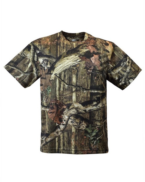 Tri-Mountain 122C mesh shirt with Realtree APÉ pattern & UltraCool