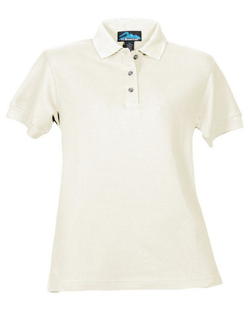 Tri-Mountain 166 Autograph Cotton Pique Golf Shirt