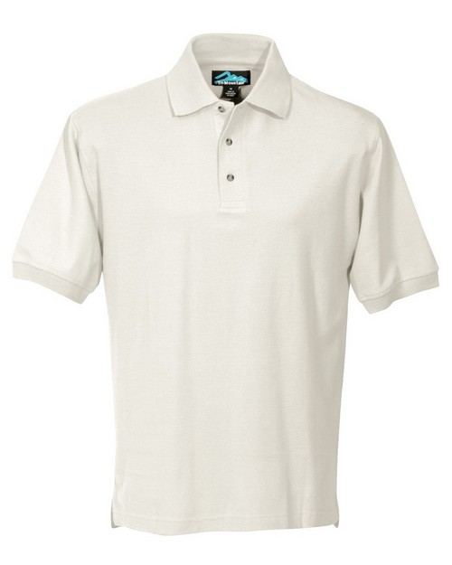 Tri-Mountain 168 Signature Cotton Pique Golf Shirt