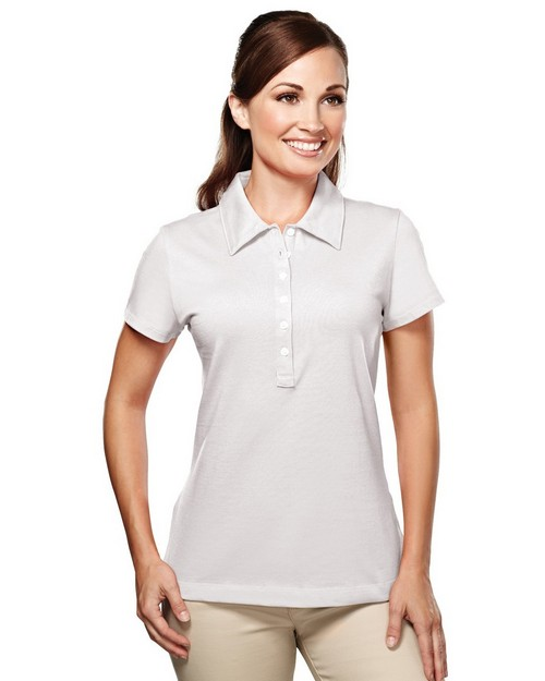 Tri-Mountain 181 Attraction Cotton Jersey Golf Shirt