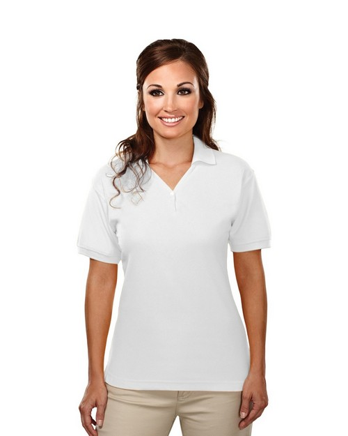 Tri-Mountain 186 Stature Cotton Baby Pique Golf Shirt