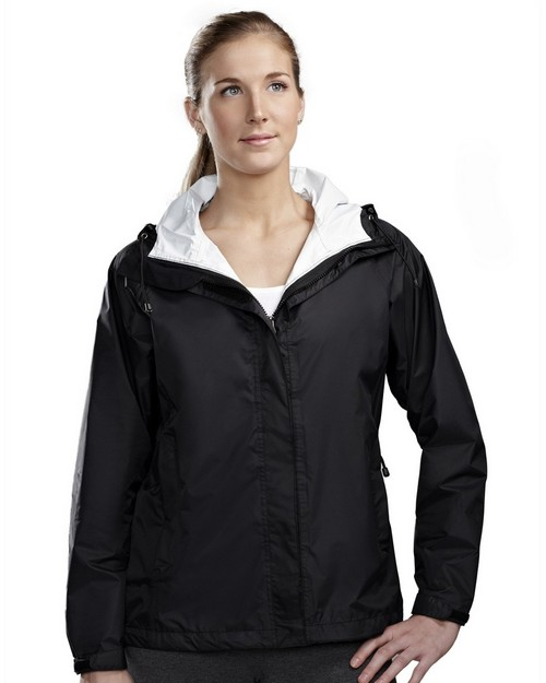 Tri-Mountain Performance 1960 Haven Waterproof Jacket Pockets