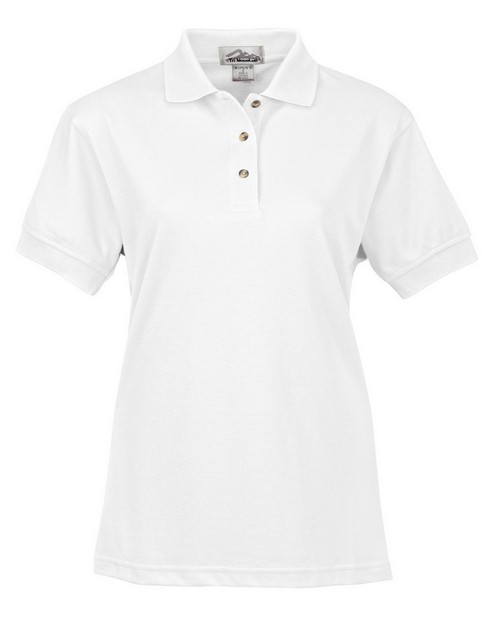 Tri-Mountain 202 Women's stain resistant pique golf shirt