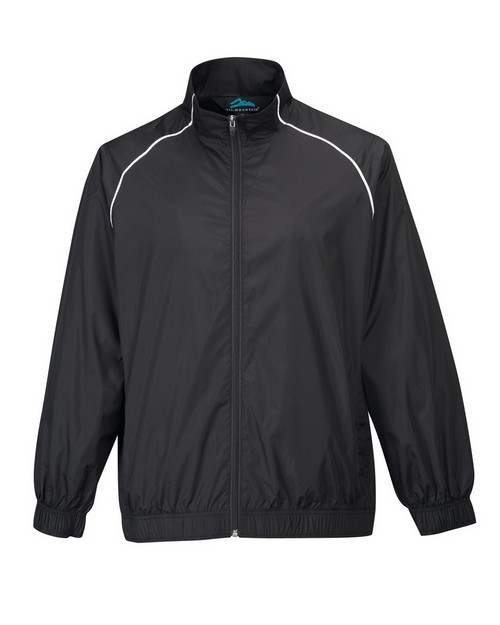 Tri-Mountain 2348 Men's micro wind coat with mesh lining