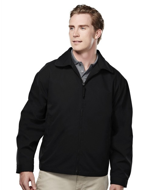 Tri-Mountain 2990 Avenue soft twill Polyester Jacket with Nylon Lining