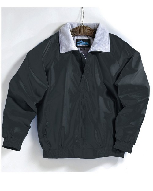 Tri-Mountain 3400 Clipper Nylon Jacket with Jersey Lining