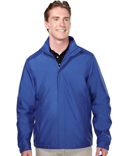 Tri-Mountain 6880 Castleford Polyester Woven Long Sleeve Jacket with 600mm Coating