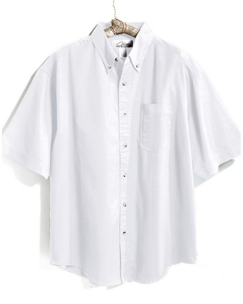 Tri-Mountain 718 Mentor Easy Care Short Sleeve Twill Shirt