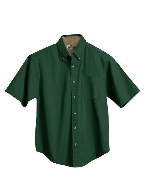 Tri-Mountain 788 Valor Cotton Short sleeve Peached Twill Shirt