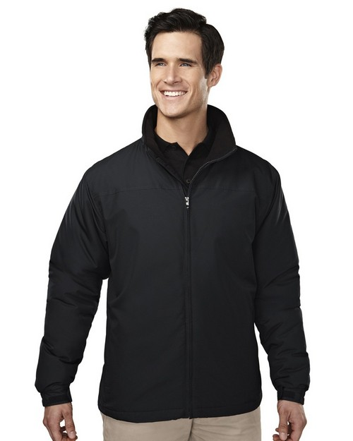Tri-Mountain 8880 Saga Men Long Sleeve Jacket with Water Resistant