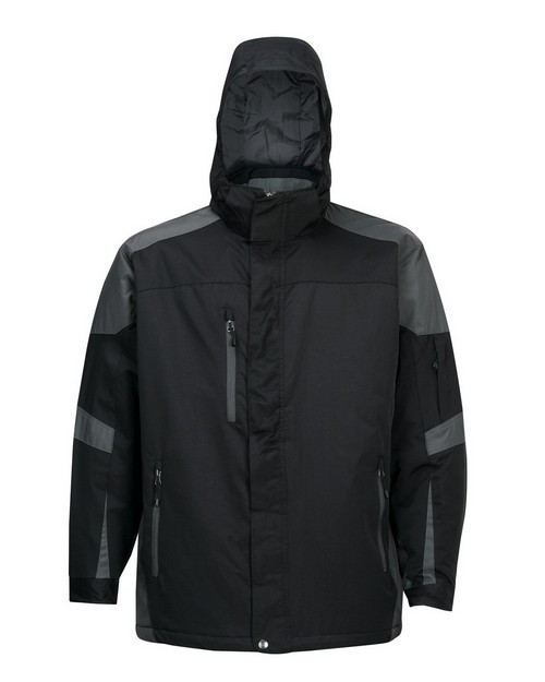 Tri-Mountain 9800 Men's Heavyweight Windproof/Water Resistant Dobby Nylon Jacket