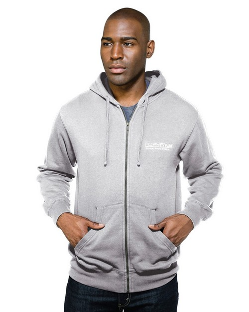 Tri-Mountain F590 Chance Hooded Full Zip Sweatshirt