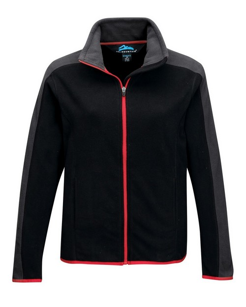 Tri-Mountain FL7381 Women's Anti-Pilling Micro Fleece Polyester (Double Brushed)