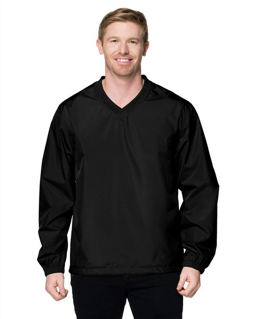 Tri-Mountain J2450 Lightweight Windproof/Water-Resistant Polyester Shell Windshirt