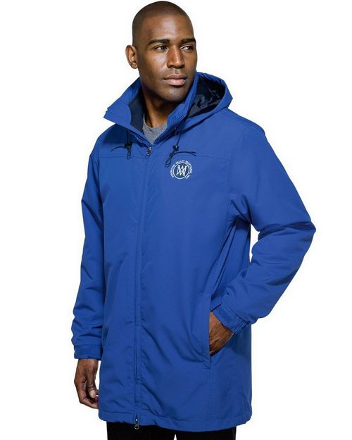 Tri-Mountain J9985 Rockland Fleece 3 in 1 System Hooded Parka