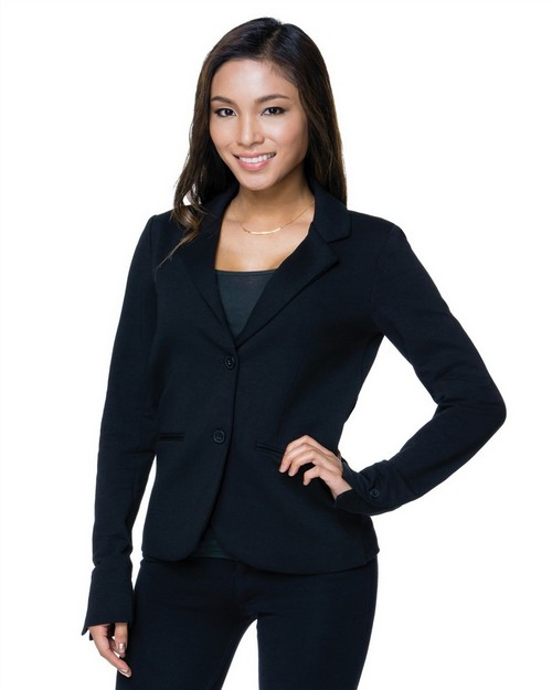 Lilac Bloom LB683 Women's 11 Oz. Two-Button Blazer