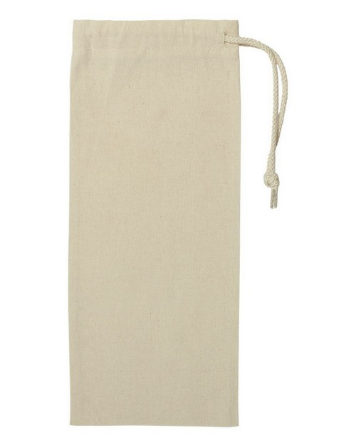 UltraClub 1727 Drawstring Wine Bag