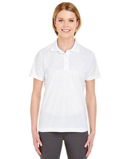 Ultraclub 8210L Ladies' Cool & Dry Mesh Piqué Polo