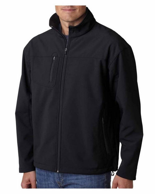 Ultraclub 8280 UC Softshell Jkt Rip Stop