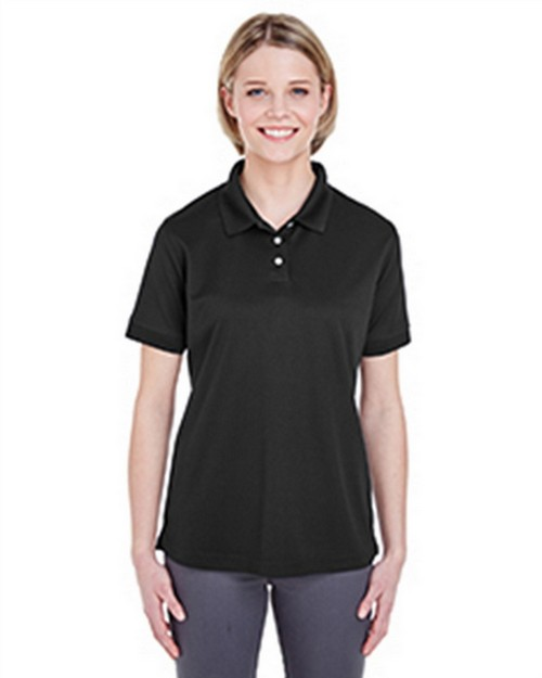 UltraClub 8315L Ladies Platinum Performance Piqué Polo with TempControl Technology