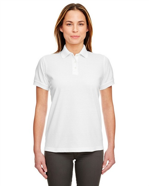 Ultraclub 8530 Ladies Classic Short-Sleeve Pique Polo