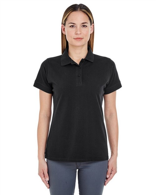 Ultraclub 8550L Ladies Basic Pique Polo Shirt