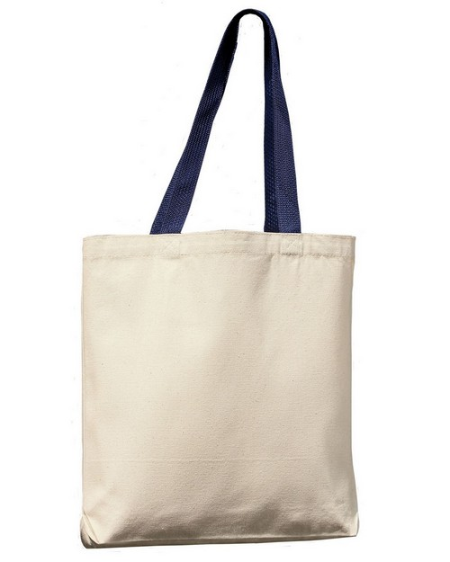 Ultraclub 8868 Canvas Tote