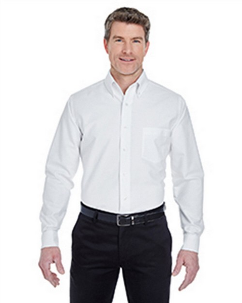 Ultraclub 8970T UC LS Oxford Dress Shirt