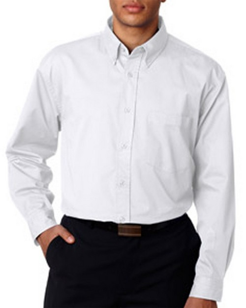Ultraclub 8975T UC Whisper Twill Wovens Shirt