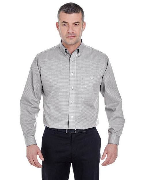 Ultraclub 8995 Men's Sanded Shirt