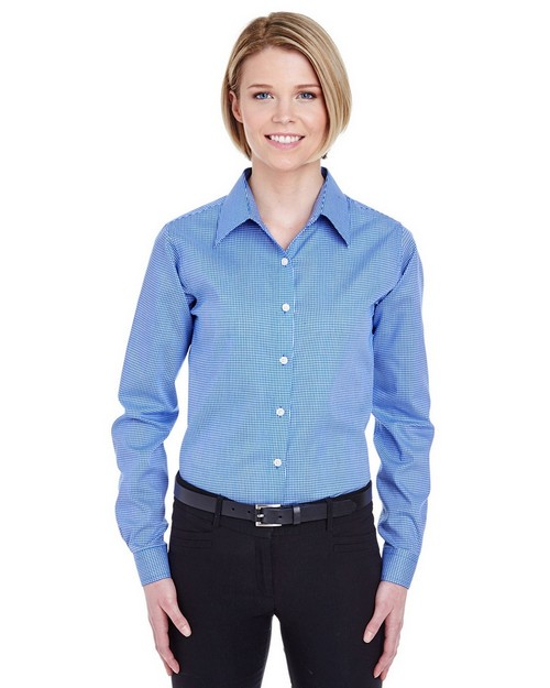 Ultraclub 8996 Ladies Sanded Shirt