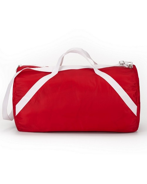 Ultraclub FT004 UltraClub Nylon Duffel Bag