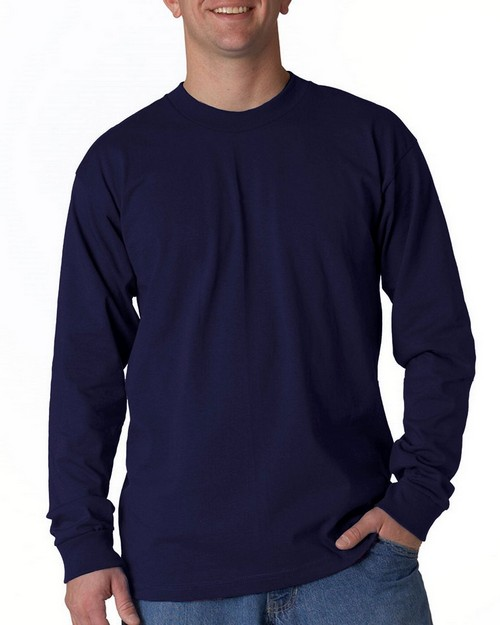 Union Made 2955 Long-Sleeve Tee