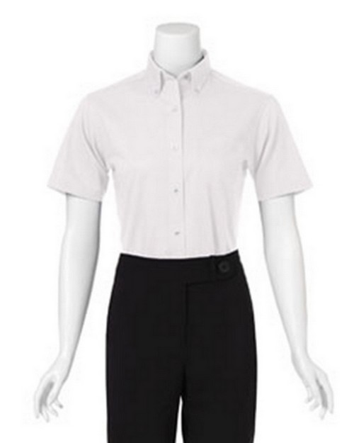 Van Heusen 13V0003 Ladies Short Sleeve Easy Care Oxford