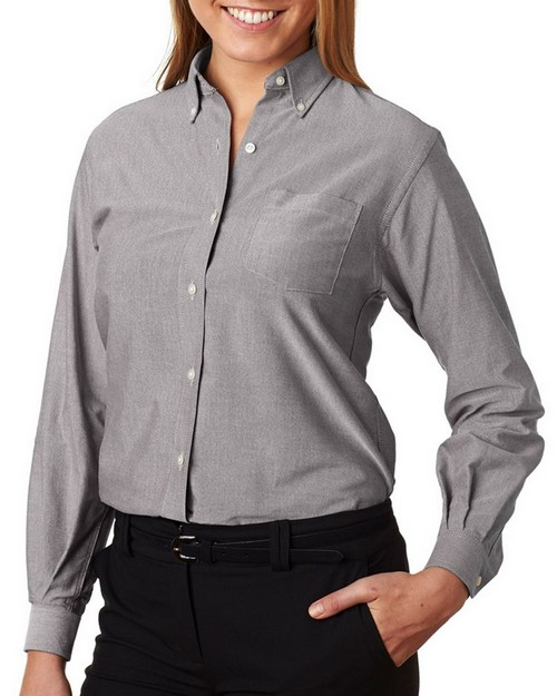Van Heusen 58800 Ladies' Oxford Shirt