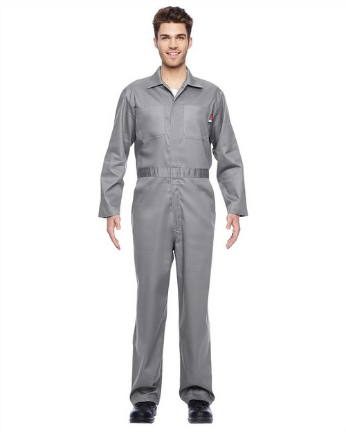 Walls 62401 Unisex Flame Resistant Contractor Coverall 2.0