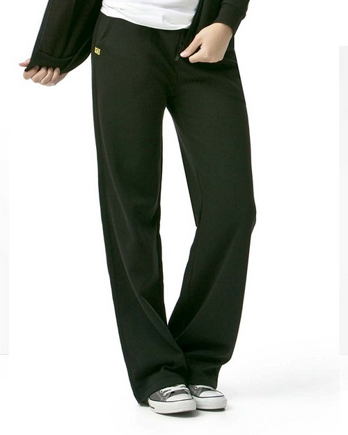 Wonderwink 5019 Women's Cotton Fleece Track Pant