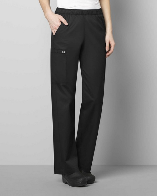 Wonderwink 501 Women's Pull-On Cargo Pant