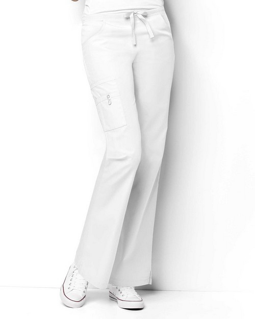 Wonderwink 5026 Women's Romeo 6 Pocket Flare Leg Pant