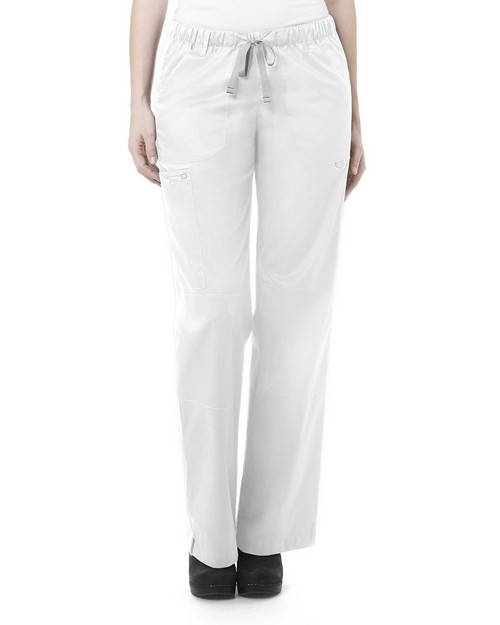 Wonderwink 504 Women's Straight Leg Cargo Pant