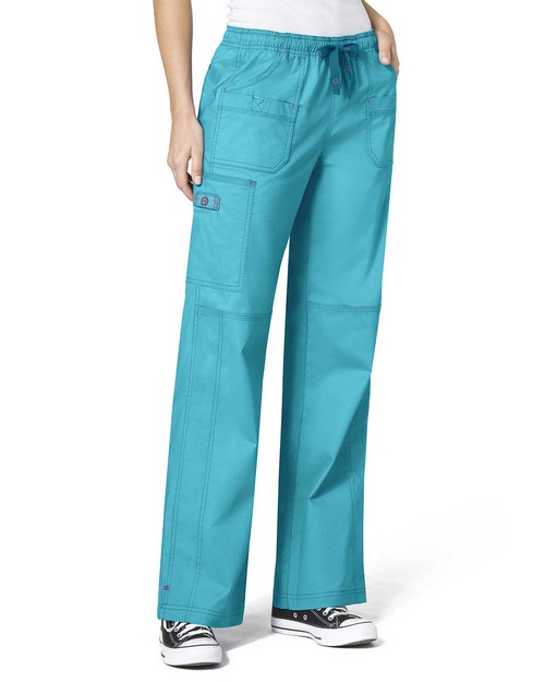 Wonderwink 5108 Women's Faith Multi-Pocket Cargo Pant