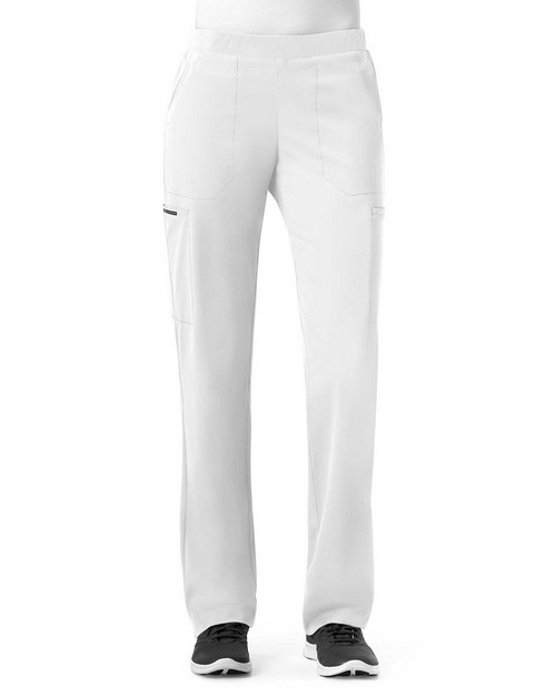 Wonderwink 5112T Women's Tall Hybrid Straight Leg Pant