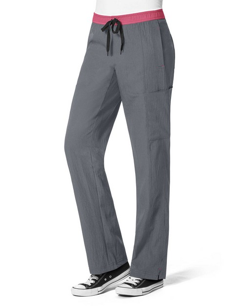 Wonderwink 5814T Women's Tall Straight Leg Cargo Pant