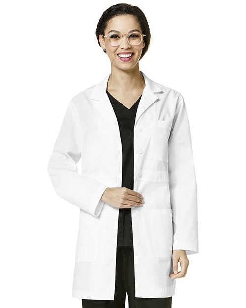 Wonderwink 700 Women's Basic Lab Coat