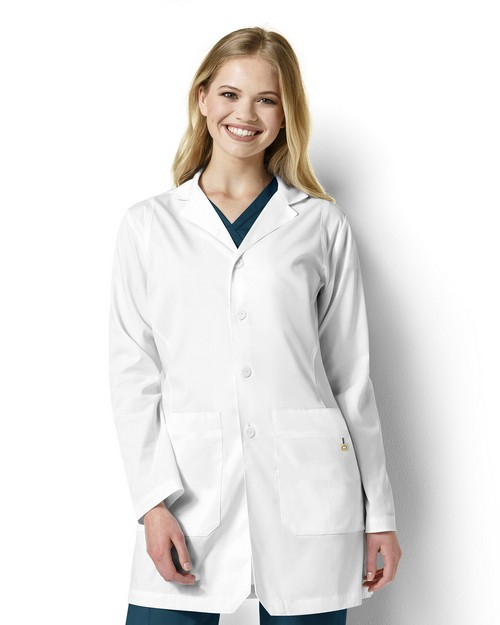 Wonderwink 7019 Womens Fashion Lab Coat